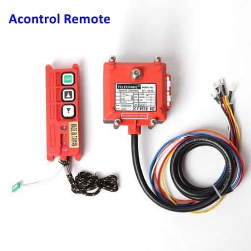 Hoist Wireless Remote Control