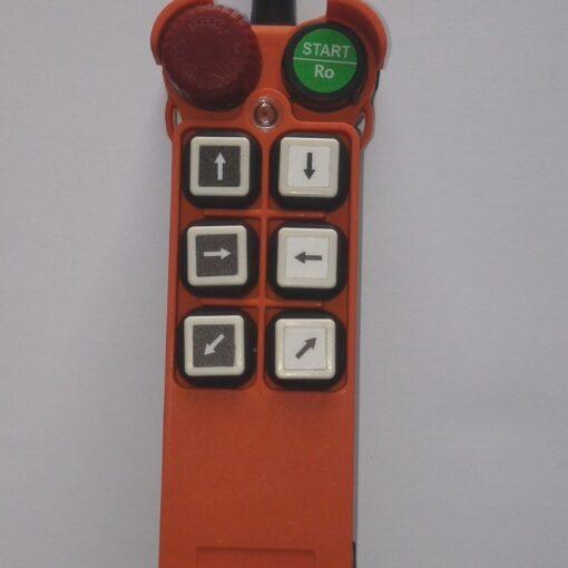 winch crane remote control
