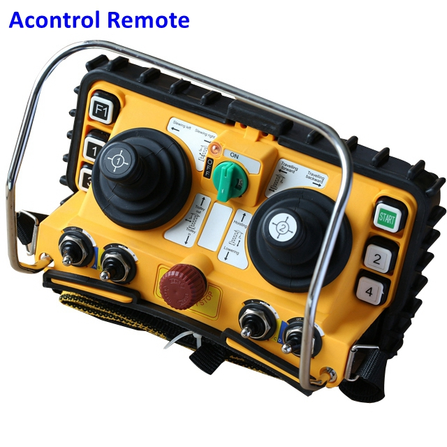 Remote Control For Concrete Pump