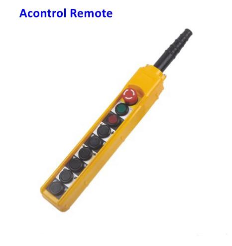 crane control switch