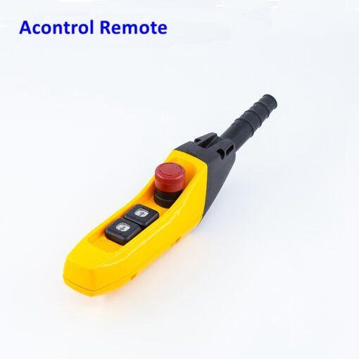 remote control winch