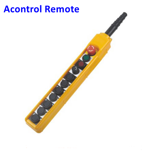Pendant Control Station Manufacturer