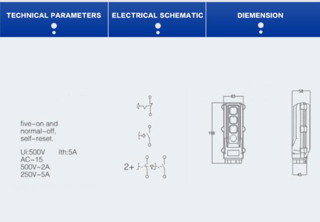 Schneider Crane Pendant Control Henan Acontrol Remote Electronc Co Ltd