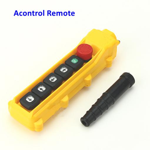Schneider Crane Pendant Control